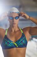 DÁMSKÉ PLAVKY Aqua aerobic, aqua fitness - HORNÍ DÍL PLAVEK JANA NABAIJI - Aqua aerobic, aqua fitness
