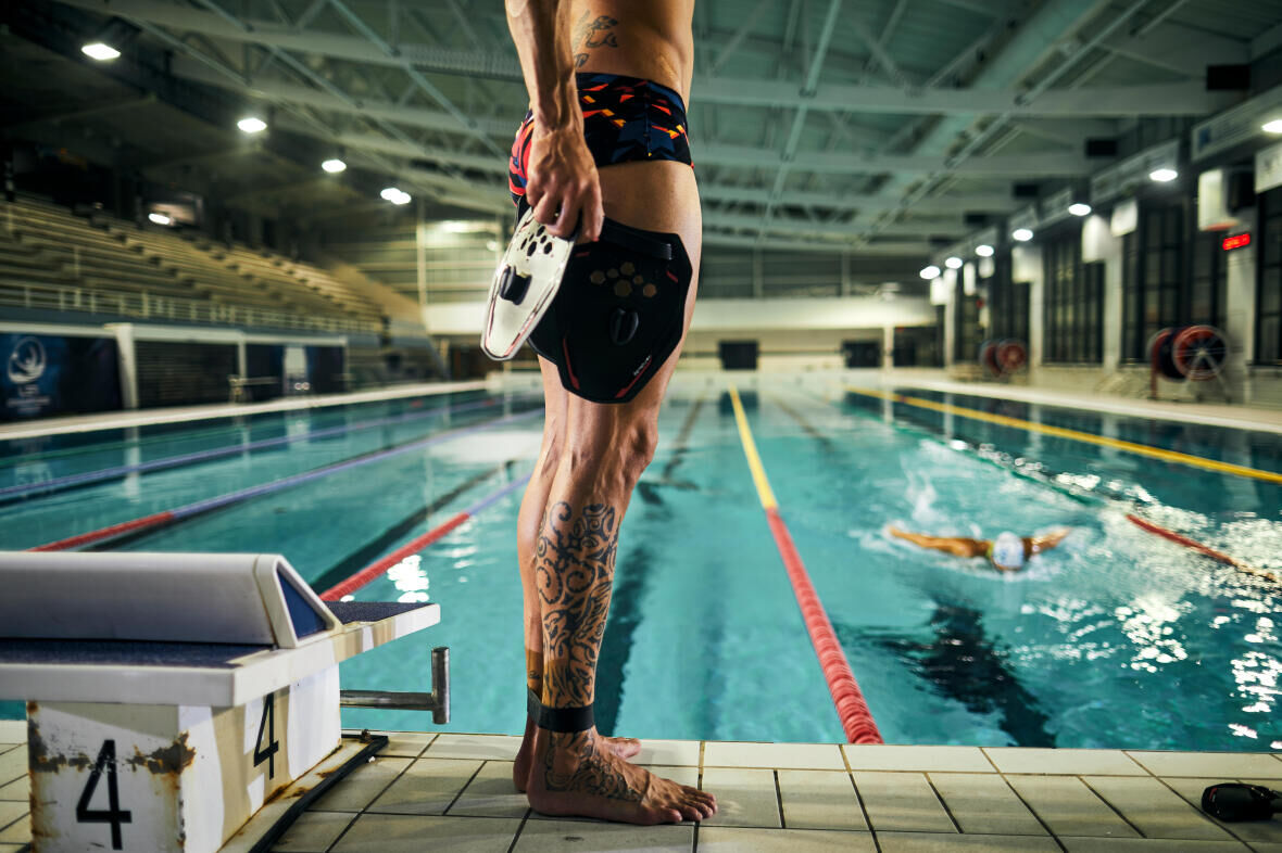 5tips for swimming safely after a new tattoo