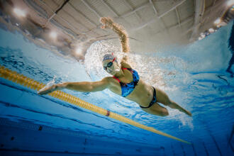 Top exercices pour muscler ses jambes en natation