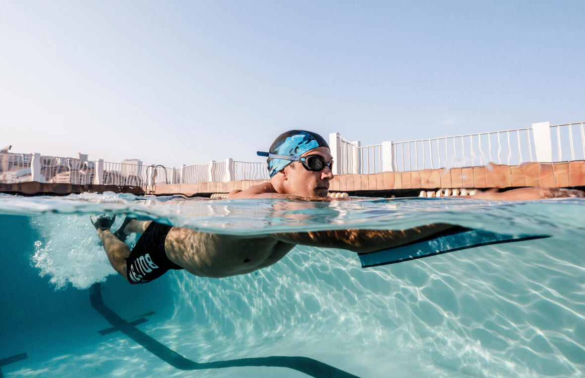 10 tips for losing stomach fat by swimming