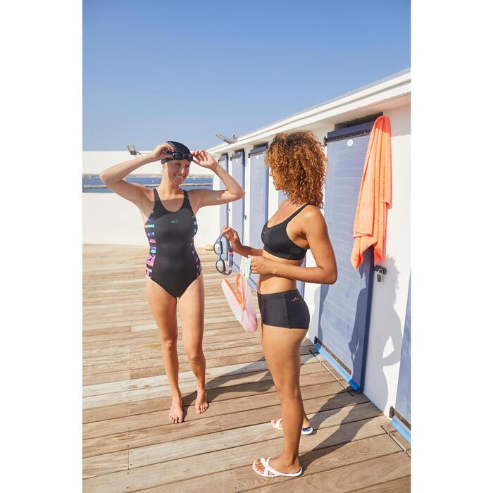 Bikinihose Shorty Vega Damen schwarz