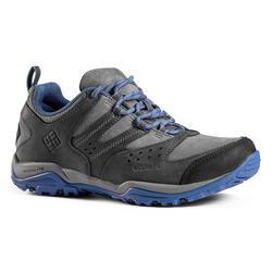 Calçado de Caminhada Peakfreek de Couro Mulher - Cinzento