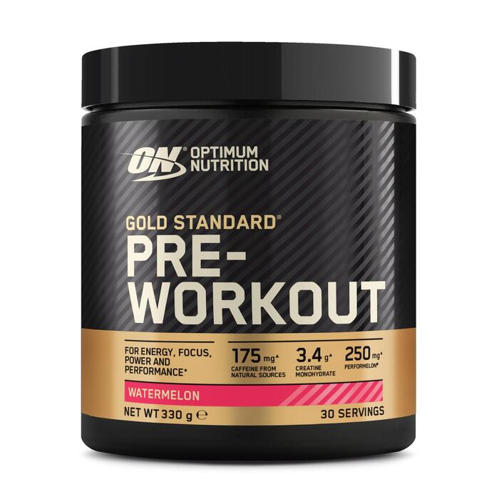 PRE WORKOUT GOLD STANDARD WATERMELON 330gr