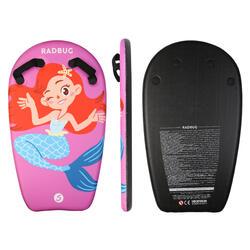 兒童款趴板BODYATU-粉紅色/人魚款