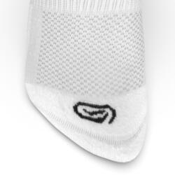 跑步隱形襪COMFORT,兩雙入 - 白色