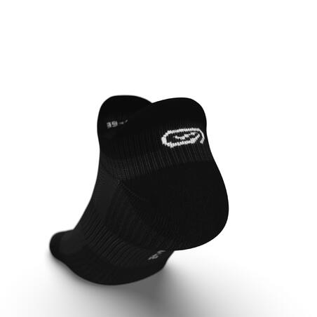 Calcetines Running Confort Negro (2 pares)