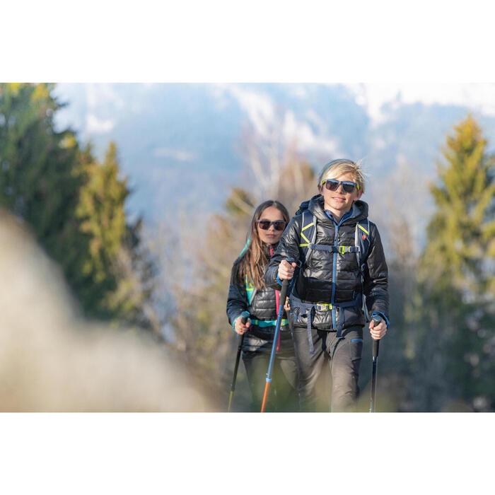 Gewatteerde wandeljas voor kinderen MH500 7-15 jaar