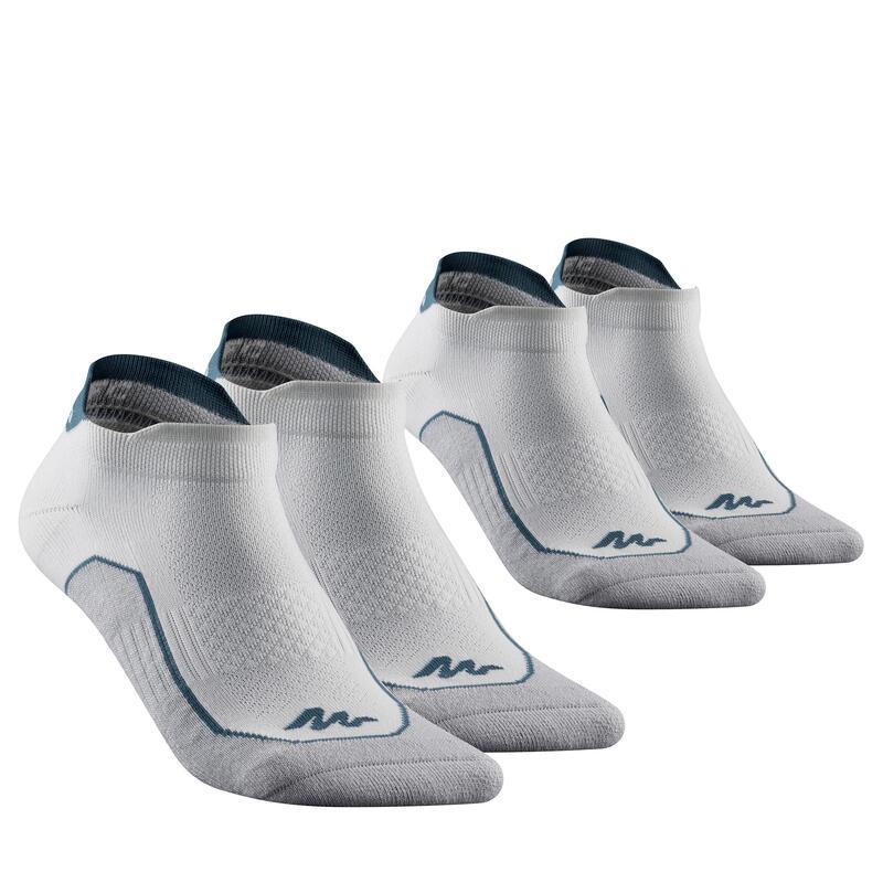 """Trumpos žygių kojinės """"NH500 Low"""", 2 poros, pilkos"""