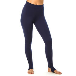 Women's Swimming Leggings Una - Navy