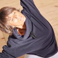 Chandail de yoga – Femmes