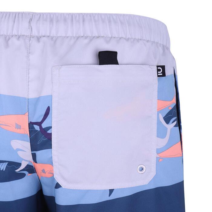 """短版衝浪褲100-Eco 20"""" 3款"""