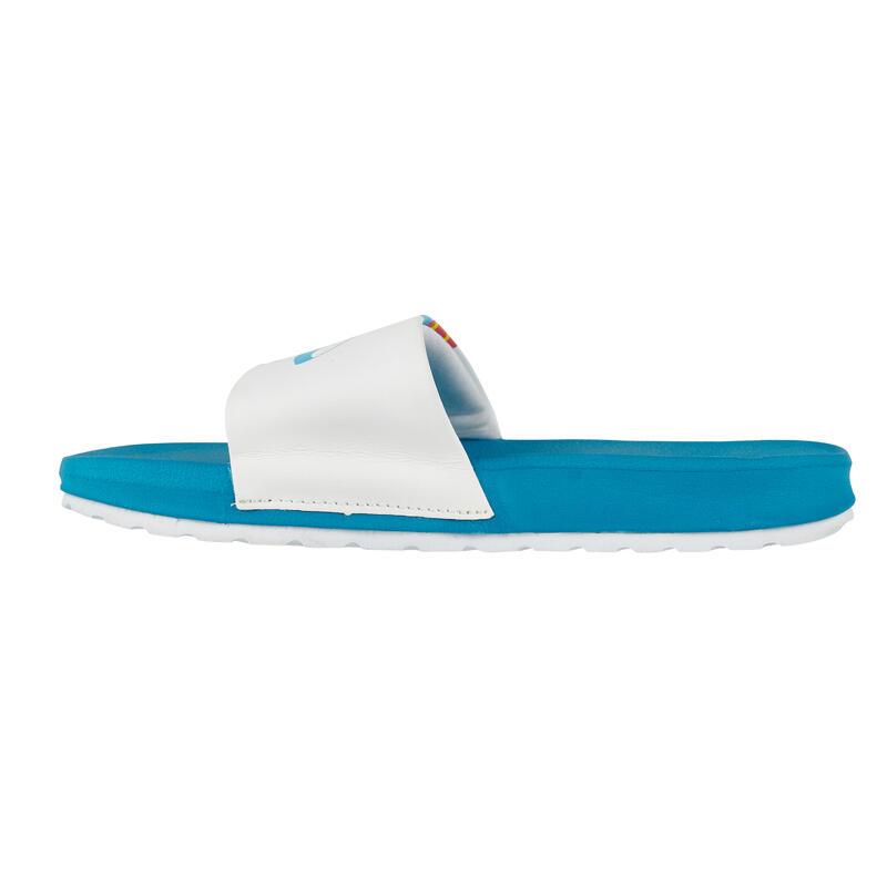 รองเท้าแตะเด็กผู้ชายรุ่น SLAP CN 550 (สีฟ้า ลายฉลาม)