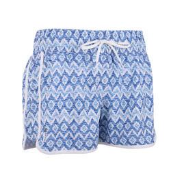 衝浪褲BSHT TINI -藍色/點彩款