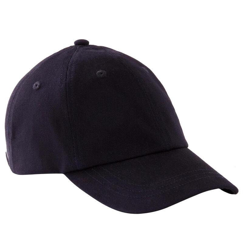 Cappellino bambina ginnastica W100 nero con stampa