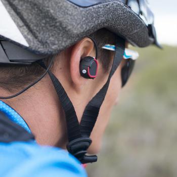 Draadloze sportoortjes ONear Bluetooth zwart/rood
