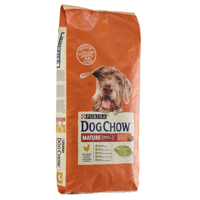 KRMIVO PRO LOVECKÉ PSY Myslivost a lovectví - KRMIVO DOG CHOW MATURE DOG CHOW - Potřeby pro lovecké psy