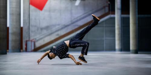 cours de danses urbaines