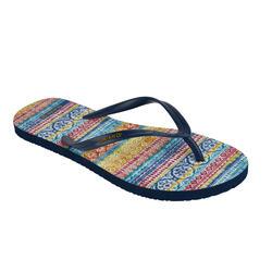 女款夾腳拖鞋120-民族風款