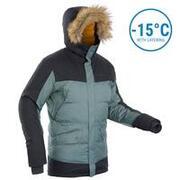 Men's Snow Parka WARM & WATERPROOF Light - SH500 X-WARM.
