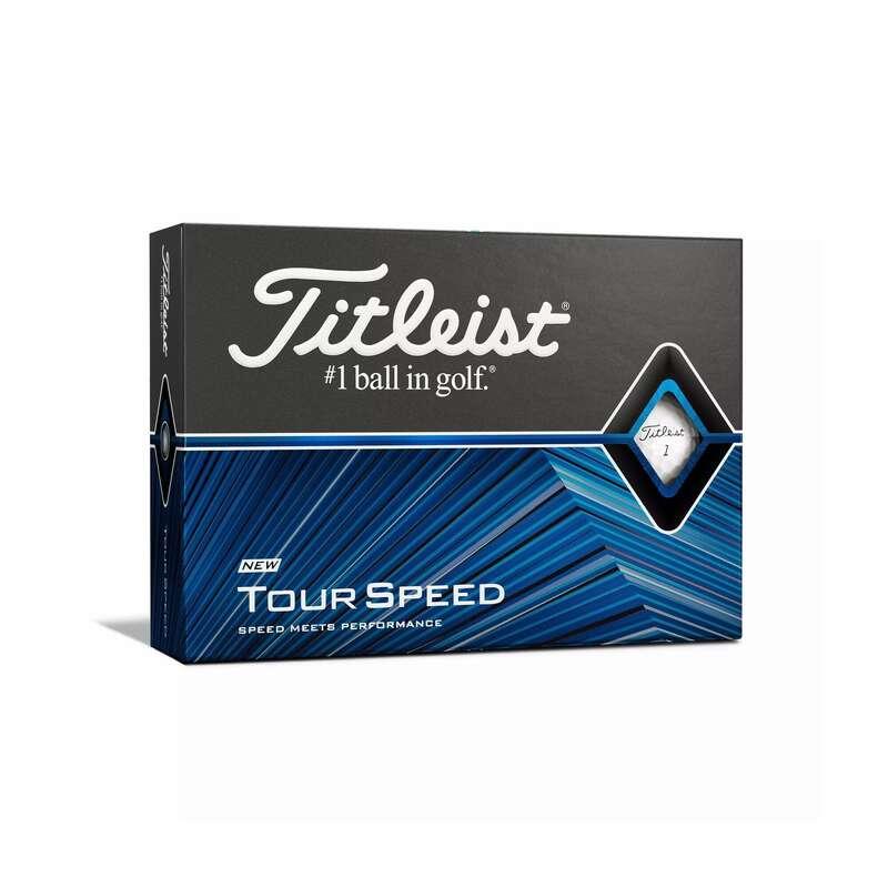 GOLF LABDÁK, KESZTY#K, TEEK Golf - Golflabda Tour Speed, 12 db TITLEIST - Golf