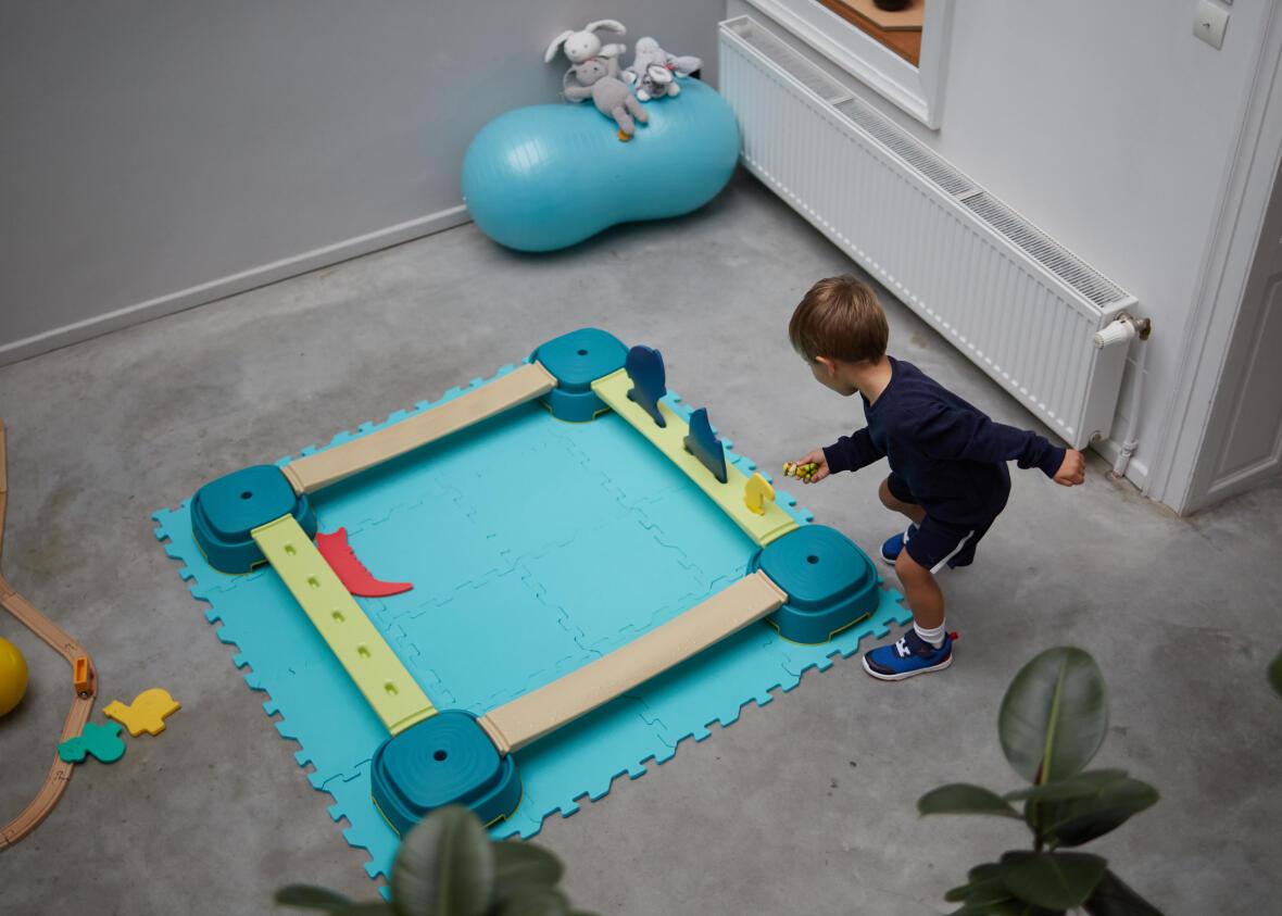 améliorer l'équilibre avec le kit d'équilibre enfant