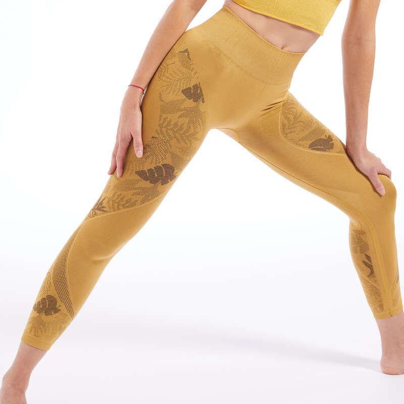 Női jóga ruházat Jóga - Leggings jógához KIMJALY - Jóga