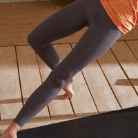 Long seamless yoga leggings