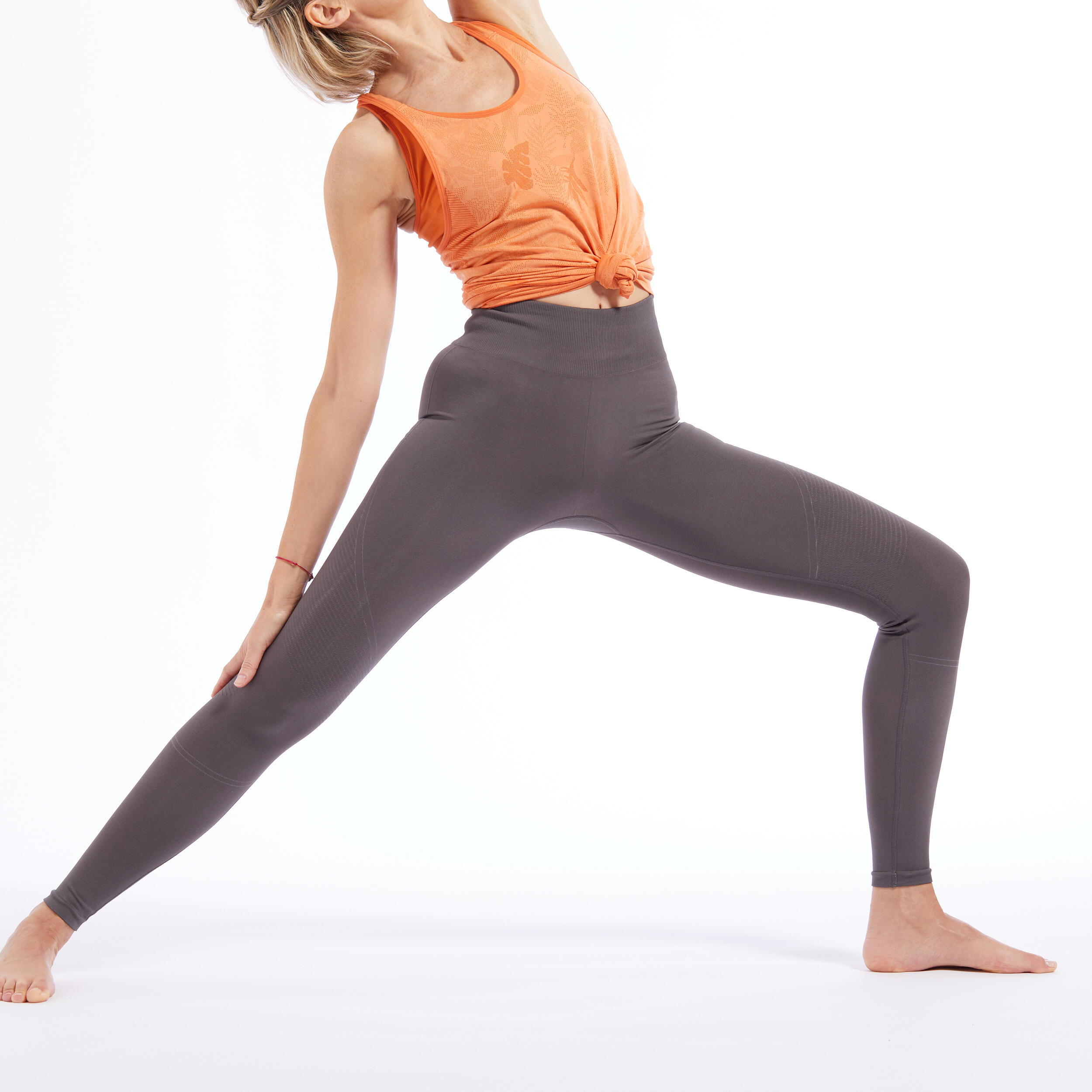 Colanți lungi yoga la Reducere poza