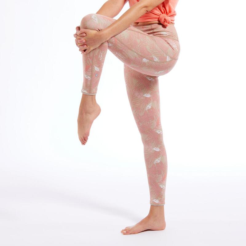 Reversible Dynamic Yoga Leggings