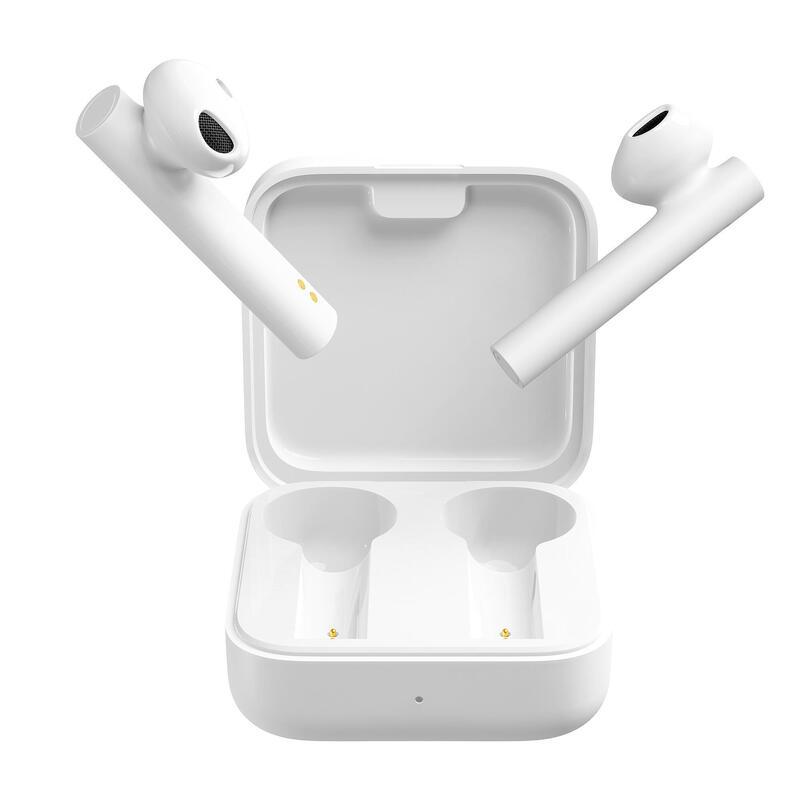 Auriculares Xiaomi Mi Mi True Earphones 2 Basic Inalámbricos Bluetooth Blanco