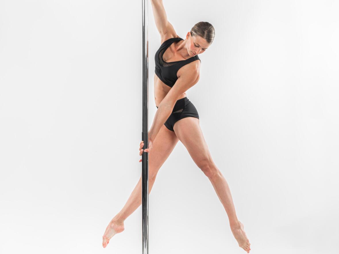 la pole dance est un sport