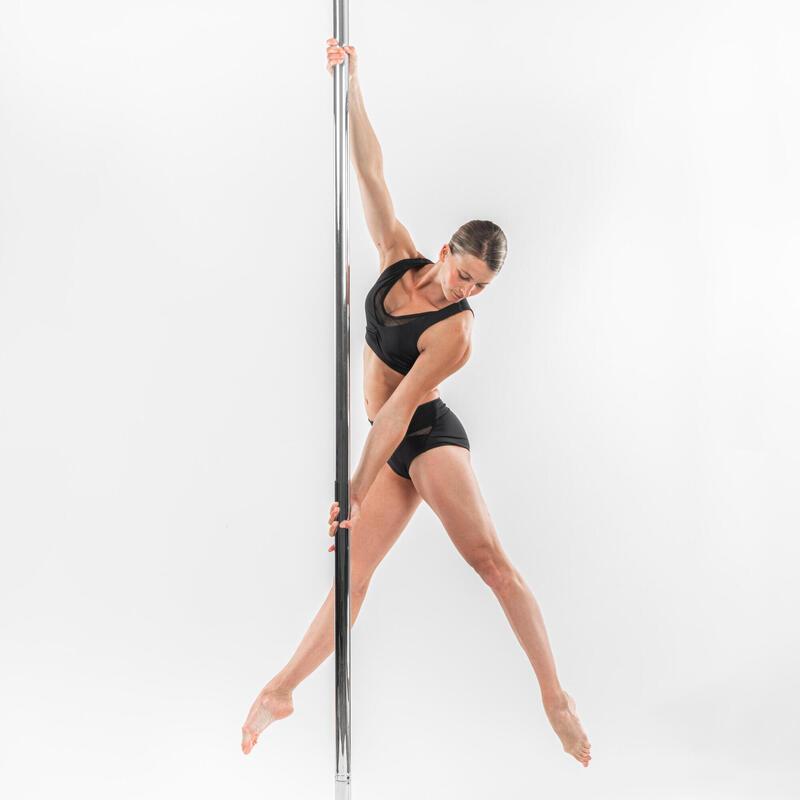 Women's Pole Dancing Bra - Black