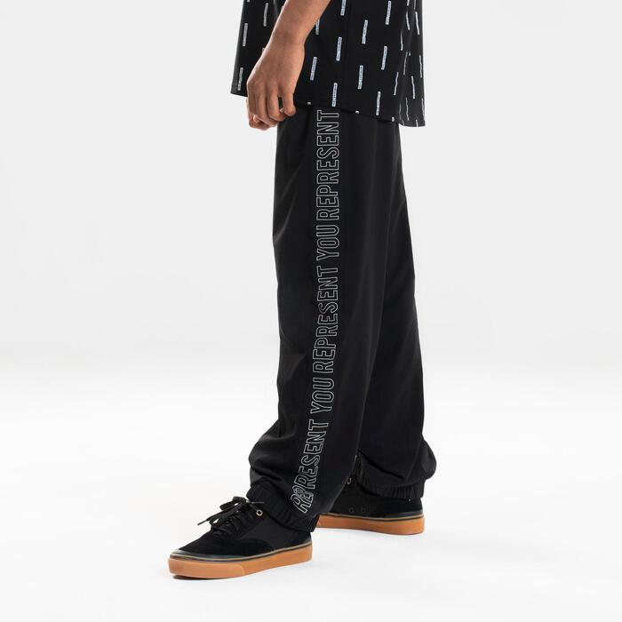 Pantalon de danses urbaines noir homme