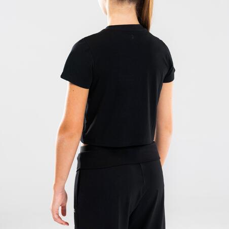 Draping modern dance T-shirt – Girls