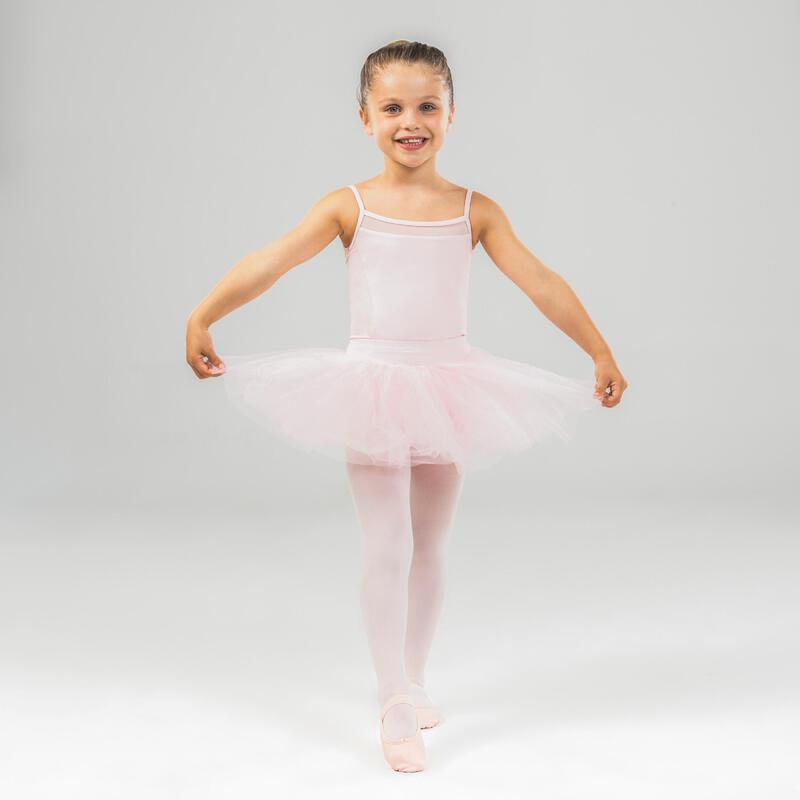 Girls' Ballet Pancake Tutu - Pink