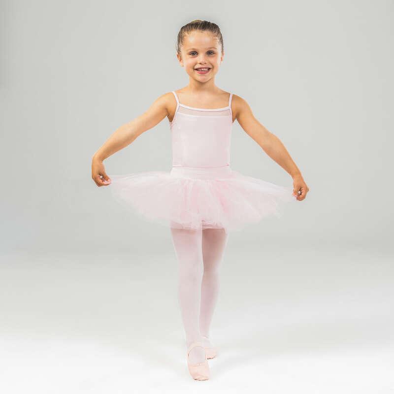 DRÄKTER, KLÄD. FÖR KLASSISK BALETT, JUNI Dans, Balett - Tutu med ställning balett STAREVER - Dans, Balett