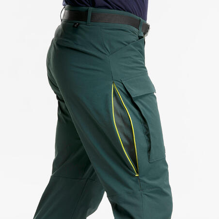Pantalón Antimosquitos Tropic 500 Verde Hombre
