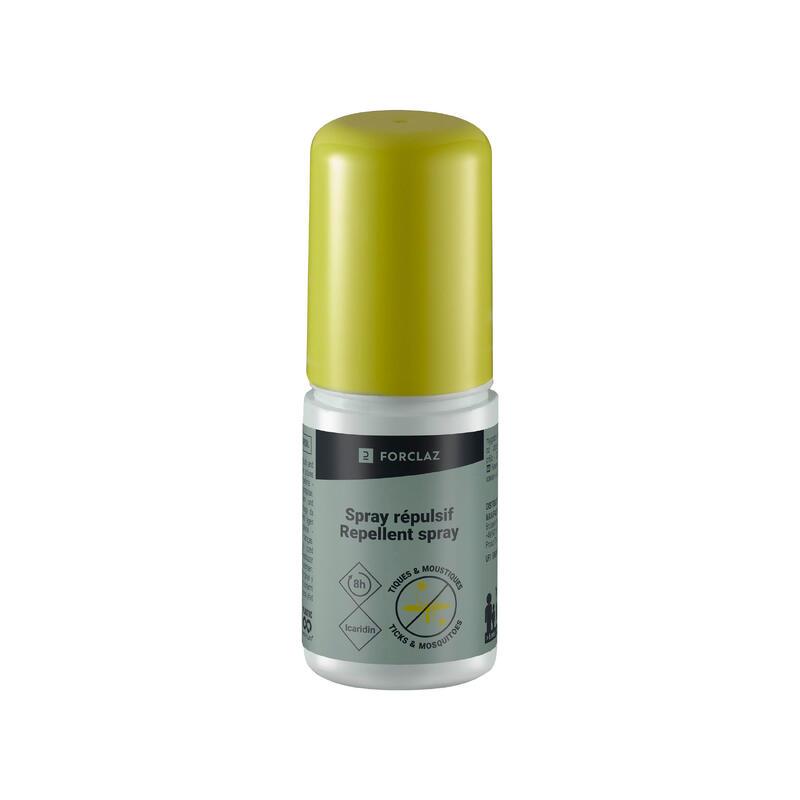 Spray repelente antimosquito y Garrapata Tropic 100 Icaridina 60 ml