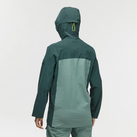Chaqueta antimosquitos Tropic 500 verde Unisex