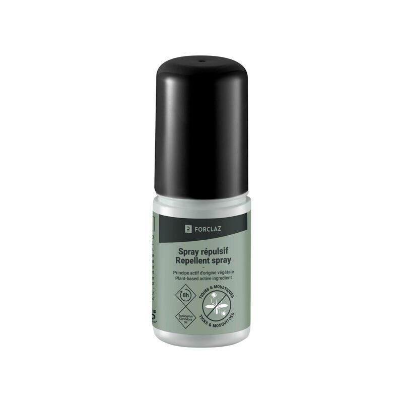 Spray Repelente Mosquitos Natural Tropic 500 Aceite de Eucalipto Limón 60 ml