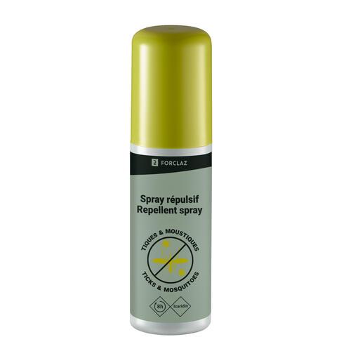 Spray répulsif anti moustique et tique Icaridine - 100 ml