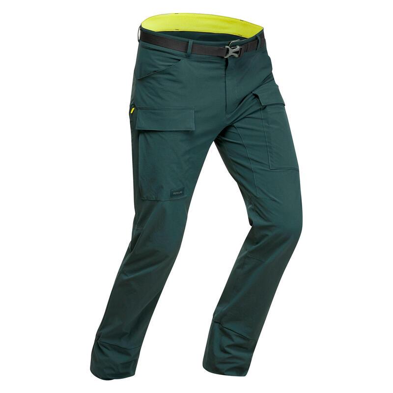 Pantalon anti-insecte TROPIC900 Verde Bărbați