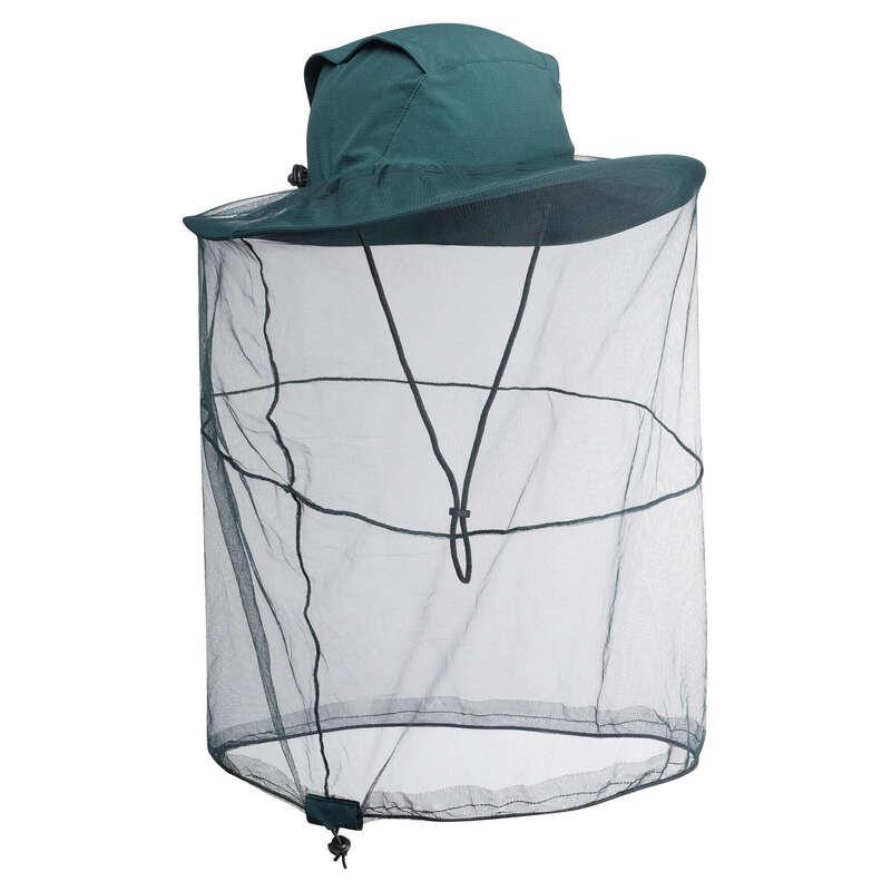 szúnyogok elleni védelem Kemping - KALAP SZÚNYOGHÁLÓVAL TROPIC FORCLAZ - Kempingbútor, felszerelés