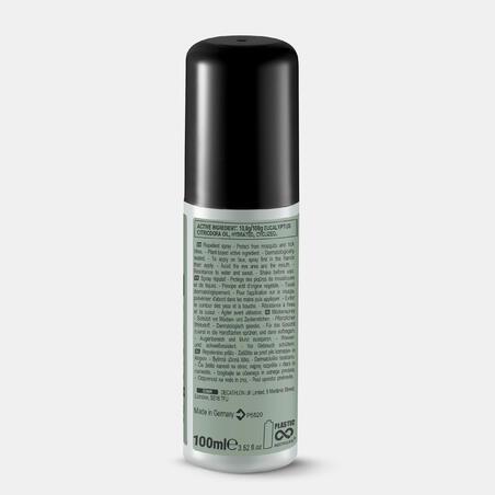 Anti-mosquito and tick repellent spray Lemon eucalyptus essential oil 100 ml