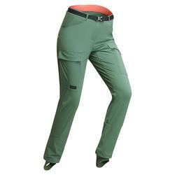 Pantalon anti moustique Tropic 900 vert femme