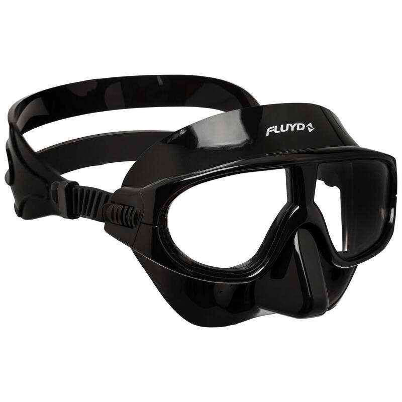 Freediving mask APNEA 100 for swimming in the sea and freediving
