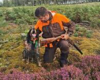 La passion de la chasse de la bécasse : récit d'une journée mémorable pour Franck