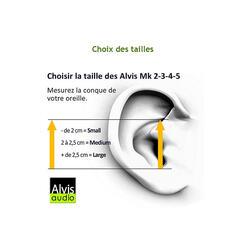 BOUCHON DE PROTECTION AUDITIVE MK4 ALVIS