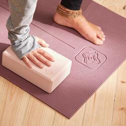 Yoga Foam Block - Pink