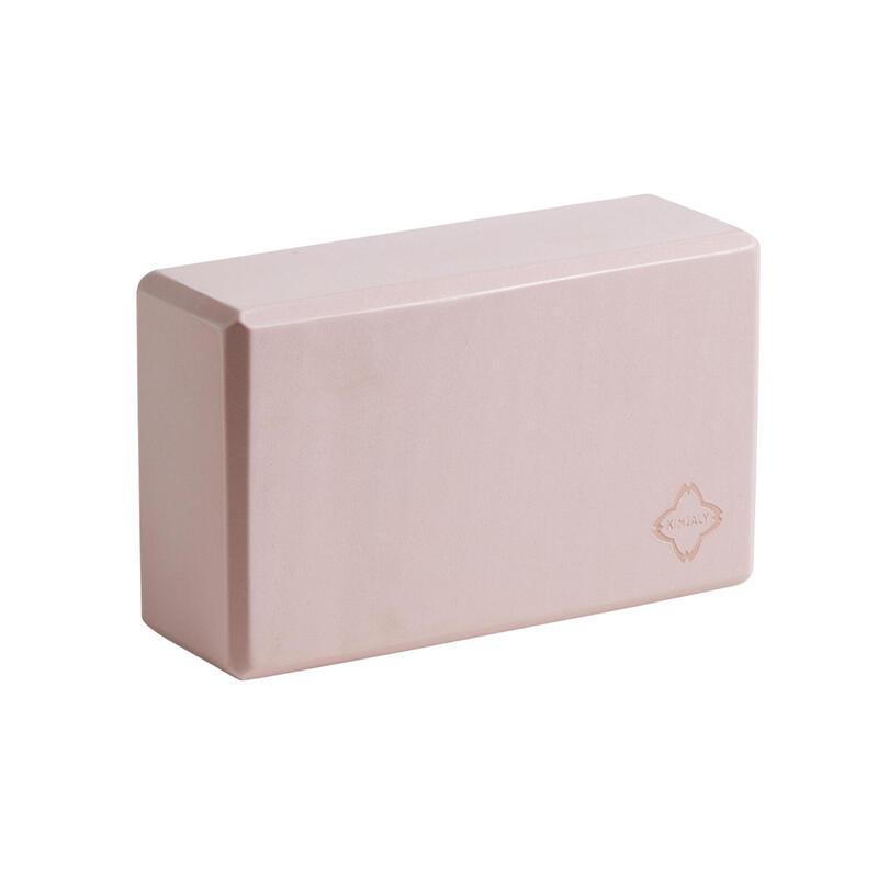 Mattoncino in schiuma yoga rosa